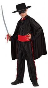 Boys Senor Bandit Fancy Dress Costume