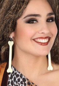 Ladies Cavewoman Earrings