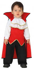 Baby Boys Cute Vampire Fancy Dress Costume