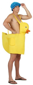 Mens Rubber Ducky Fancy Dress Costume