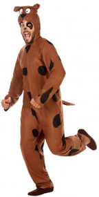 Mens 60s TV Dog Fancy Dress Costume
