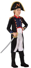 Boys Napoleon Fancy Dress Costume 1