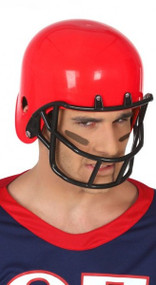 Mens USA American Football Helmet