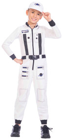 Childs Space Explorer Fancy Dress Costume