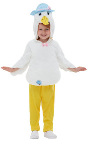 World Book Day-Farmyard-Easter BROWN UGLY DUCKLING Child/'s Fancy Dress Costume