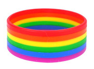 Adults Rainbow Pride Bracelet