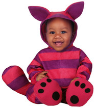 Baby Stripy Cat Fancy Dress Costume