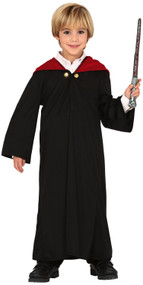 Childs Magic Student Fancy Dress Costume