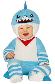 Baby Little Shark Fancy Dress Costume