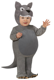 Baby Grey Wolf Fancy Dress Costume