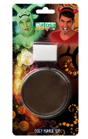 Brown Oil Face Paint Make Up