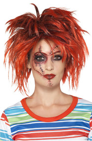 Adults Chucky Make Up Kit