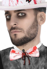Adult Bloody Bow Tie