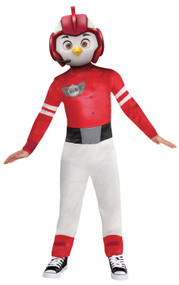 Childs Top Wing Rod Fancy Dress Costume