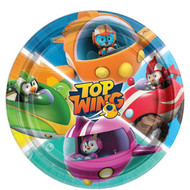 Top Wing Party Plates
