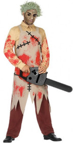 Mens Voodoo Butcher Fancy Dress Costume