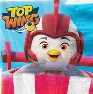 Top Wing Party Napkins
