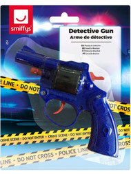 Police Detective Fancy Dress Gun