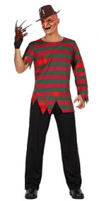 Mens Bloody Nightmare Fancy Dress Costume