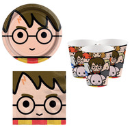 Harry Potter Party Tableware Set