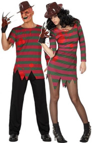 Couples Bloody Nightmare Fancy Dress Costumes