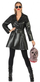 Ladies Vampire Hunter Fancy Dress Costume