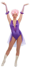 Ladies Trapeze Artist Fancy Dress Costume