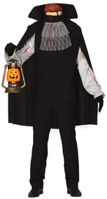 Mens Headless Fancy Dress Costume