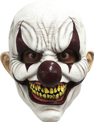 Adults Sinister Clown Halloween Mask