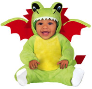 Baby Little Dragon Fancy Dress Costume