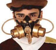 Mens Steampunk Gas Mask Accessory