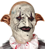 Mens Scary Harlequin Halloween Mask