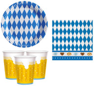Oktoberfest Party Tableware Set