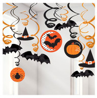 Hanging Halloween Party Decorations