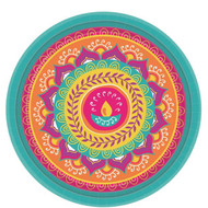 Diwali Party Plates