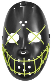 Adults Glow In The Dark Anarchy Mask