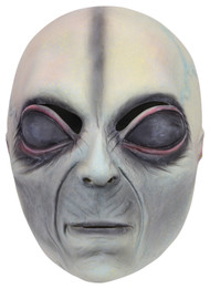 Adults Alien Fancy Dress Mask
