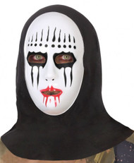 Adult Hooded Halloween Fancy Dress Mask