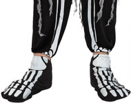 Adult Skeleton Shoe Covers