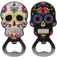 Day of the Dead Bottle Opener