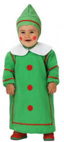 Baby Little Christmas Tree Fancy Dress Costume