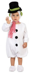 Baby Little Snowman Fancy Dress Costume