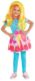 Girls Sunny Day Fancy Dress Costume