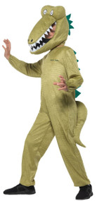 Child's Enormous Crocodile Fancy Dress Costume