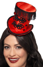 Ladies Ringmaster Mini Hat Accessory