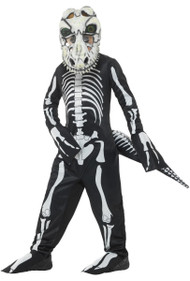Child's Dinosaur Skeleton Fancy Dress Costume