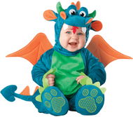 Baby Lil Dragon Fancy Dress Costume