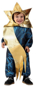 Baby Shooting Star Fancy Dress Costume