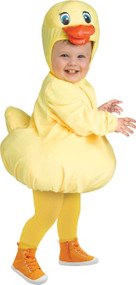 Toddler Rubber Ducky Fancy Dress Costume