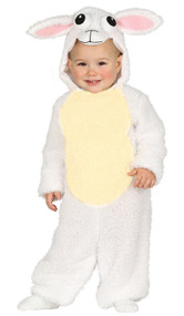 Babies Cute Lamb Fancy Dress Costume